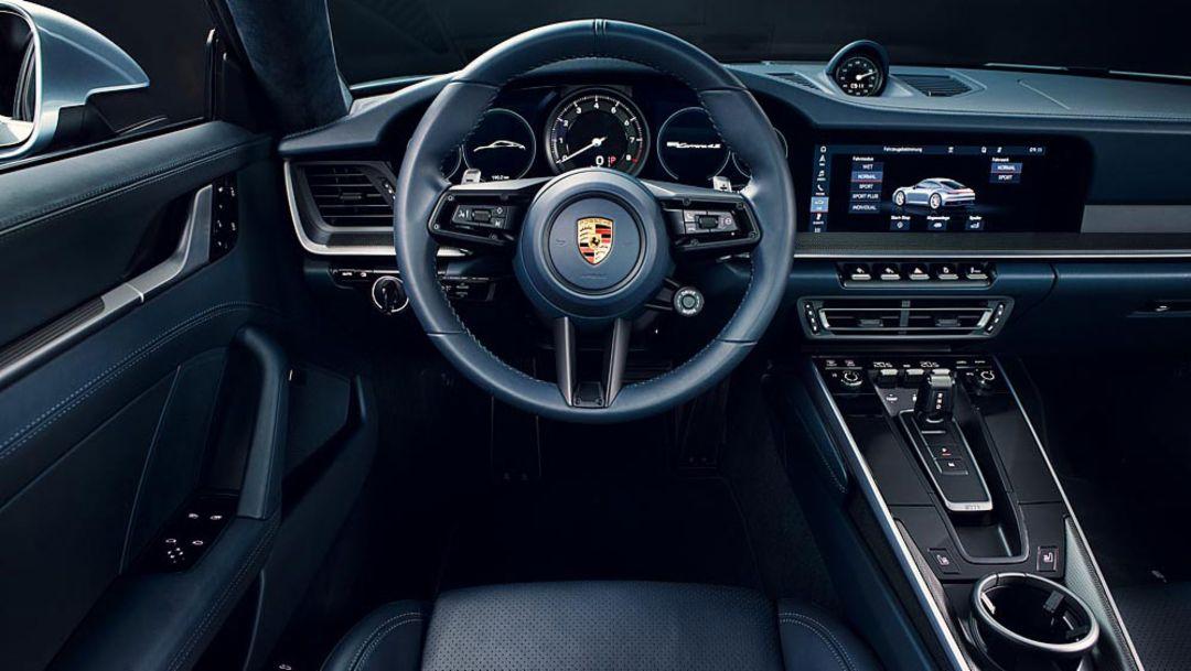 911 (992), 2018, Porsche AG