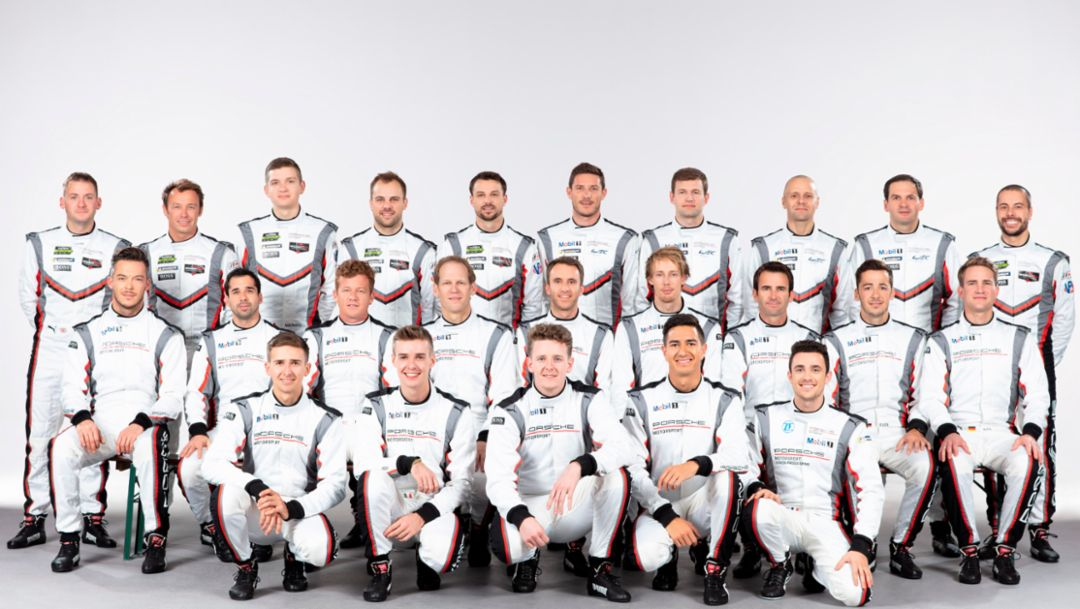 Porsche Motorsport enters into a partnership with Puma