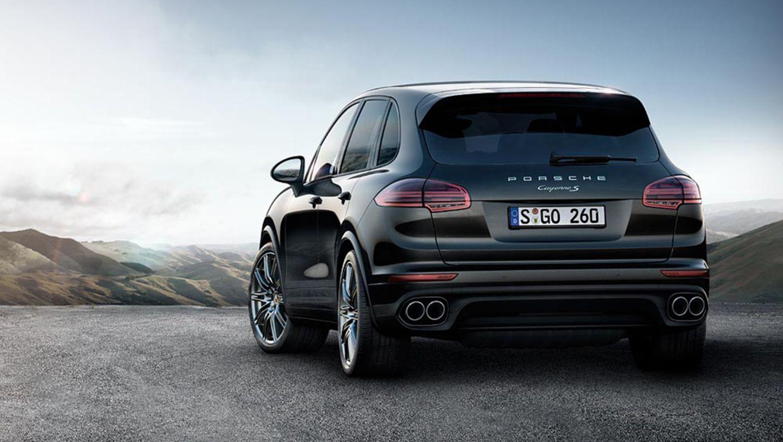 Cayenne S, Platinum Edition, 2017, Porsche AG