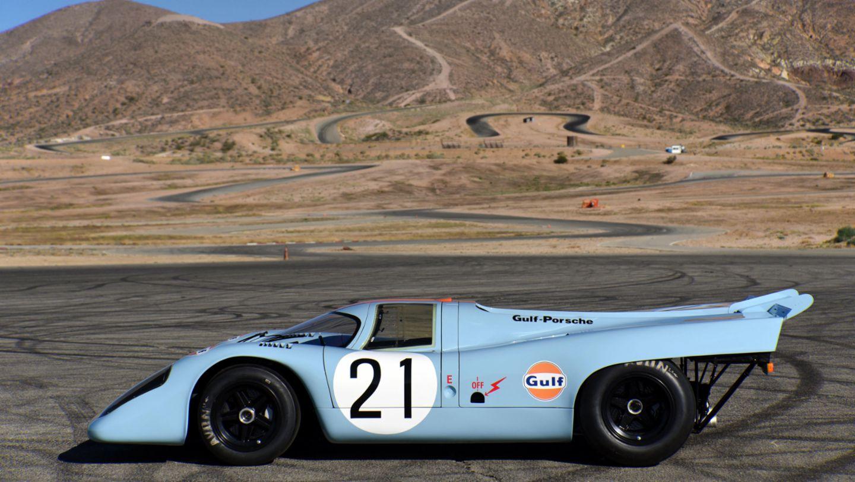 917K, 2015, Porsche AG