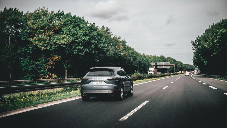 Cayenne S, #PorscheCrossdrive, Zaanse Schans, 2018, Porsche AG