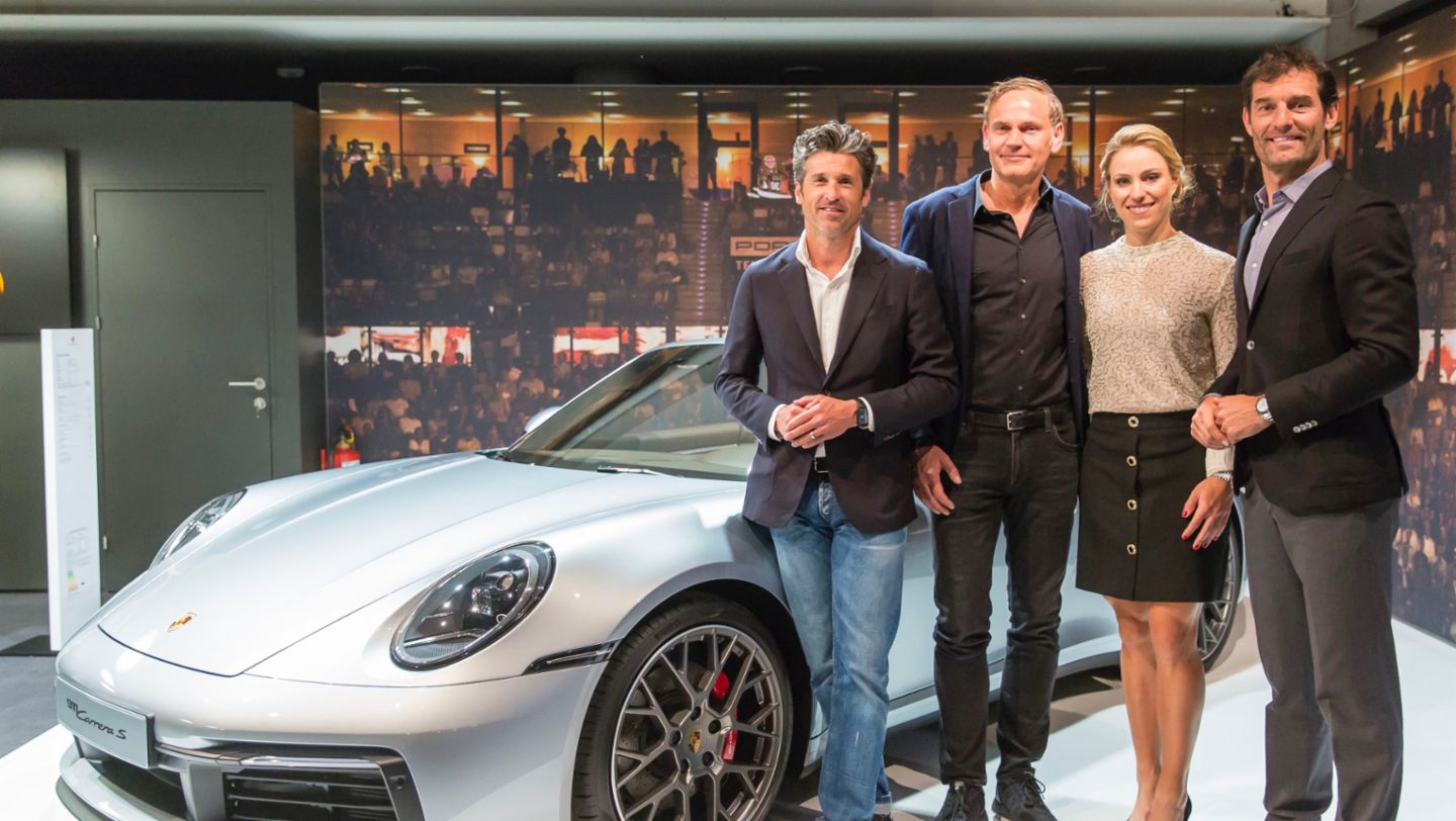911 Carrera S, Turkish Airlines Tiebreak, Stuttgart, 2019, Porsche AG