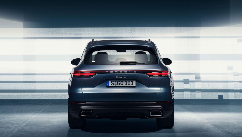 Cayenne, 2017, Porsche AG