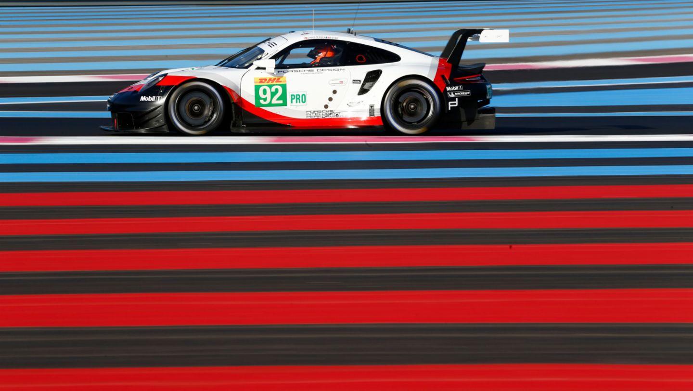 911 RSR, Le Castellet, Prolog, FIA WEC, 2018, Porsche AG