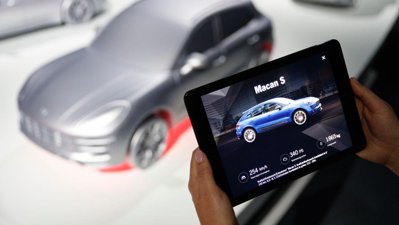 Macan S, Porsche Pavillion, Wolfsburg, 2016, Porsche AG