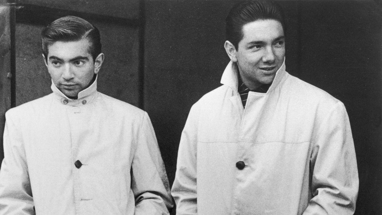 Ricardo Rodríguez (l.), Pedro Rodríguez, 1961, Porsche AG