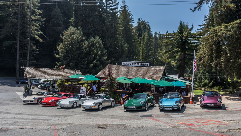 Einmillionster 911, Monterey, 2017, Porsche AG
