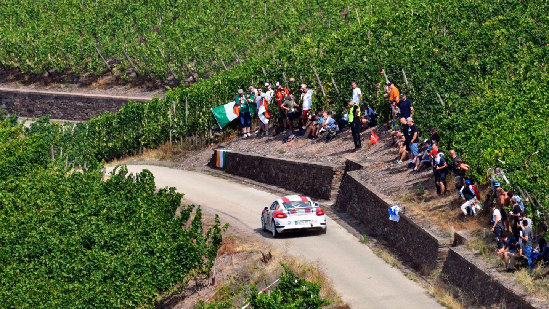 Cayman GT4 Rallye Concept Car,  ADAC Rallye Deutschland, 2018, Porsche AG