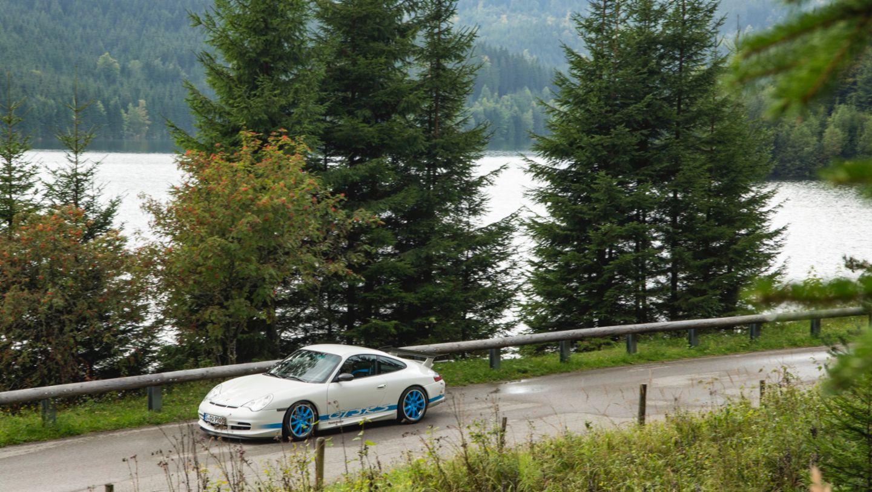 996 GT3 RS, Steiermark, 2018, Porsche AG