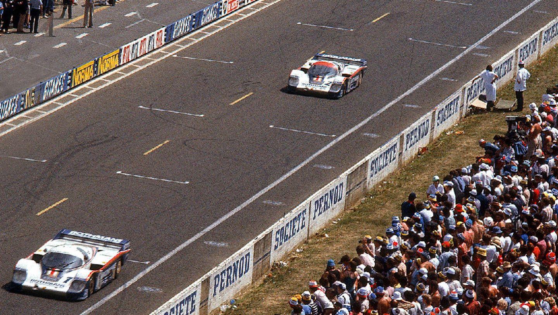 956/962, Le Mans, 1982, Porsche AG