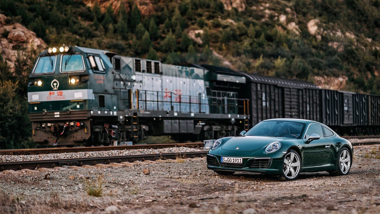Millionster 911, China, 2017, Porsche AG