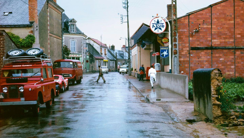 Auto shop, Teloché, 1964, Porsche AG