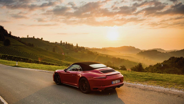 911 Carrera GTS Cabriolet, Steiermark, 2018, Porsche AG