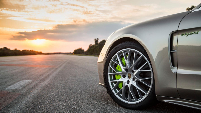 Panamera Turbo S E-Hybrid, Nardò, 2017, Porsche AG