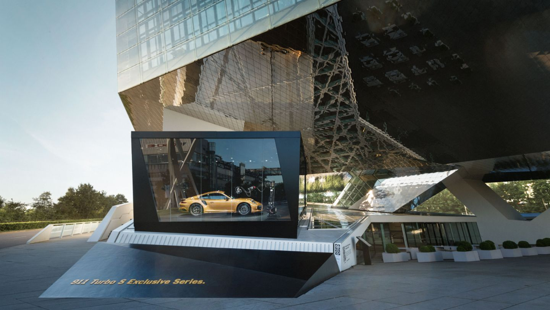 911 Turbo S Exclusive Series, Porsche Museum, Stuttgart, 2017, Porsche AG