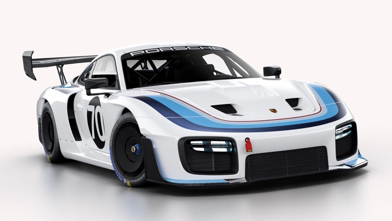 Porsche 935, livery SACHS, 2019, Porsche AG