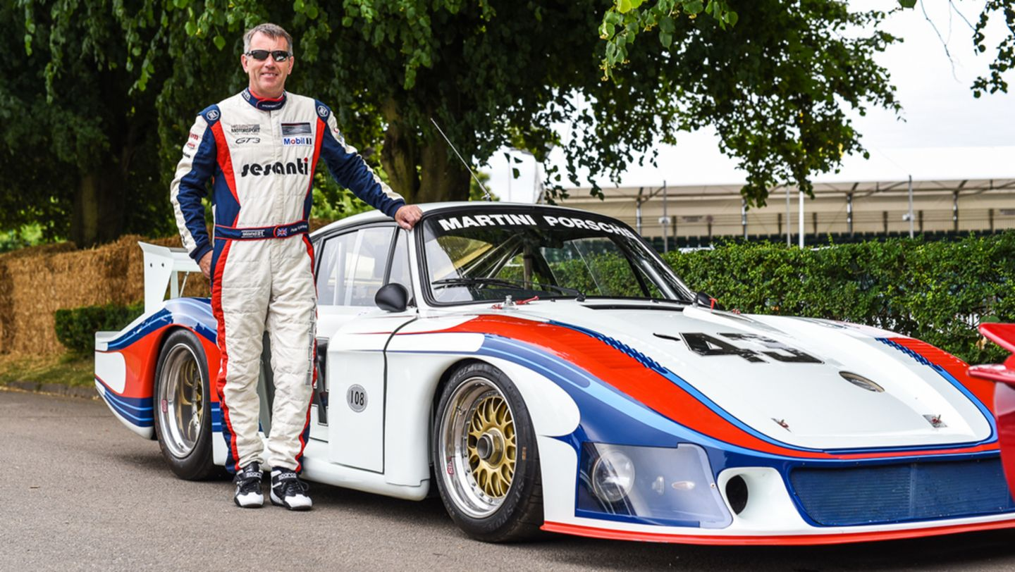 935 'Moby Dick', Festival of Speed, Goodwood, Great Britain, 2017, Porsche AG