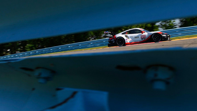 911 RSR, Qualifying, Watkins Glen, IMSA WeatherTech SportsCar Championship, 2018, Porsche AG