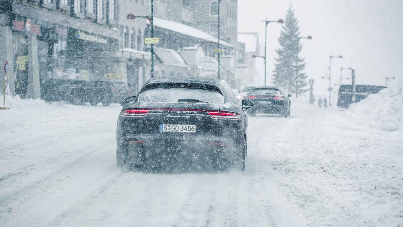 Panamera Turbo Sport Turismo, Roadtrip, Österreich, 2017, Porsche AG