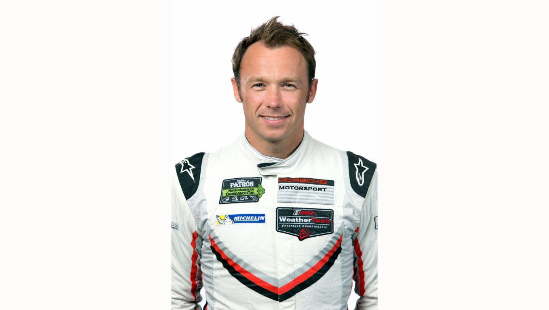 Patrick Pilet, works driver, 2017, Porsche AG