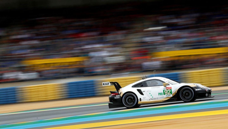 911 RSR, FIA WEC, Rennen, Le Mans, 2019, Porsche AG
