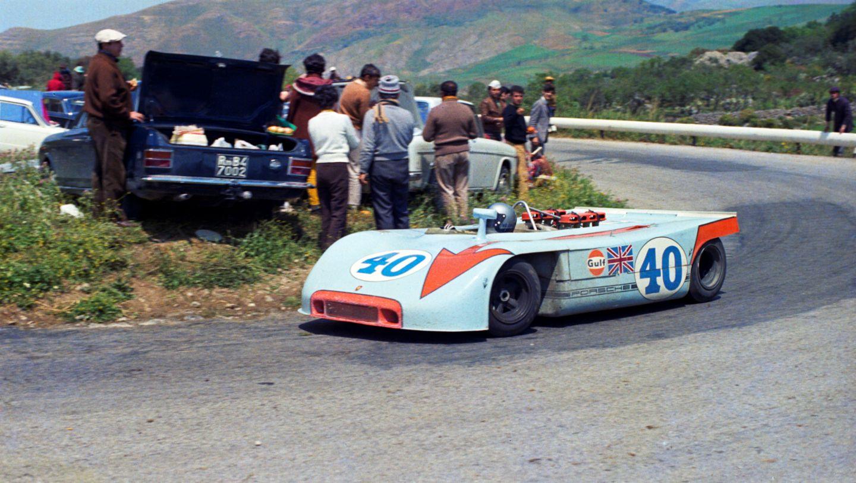 Porsche 908/03 Spyder, Targa Florio, Italy, 1970, Porsche AG