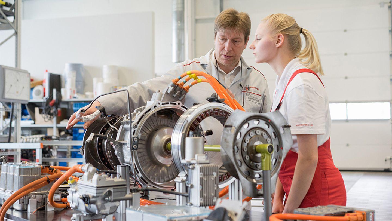 Training centre, Leipzig, 2017, Porsche AG