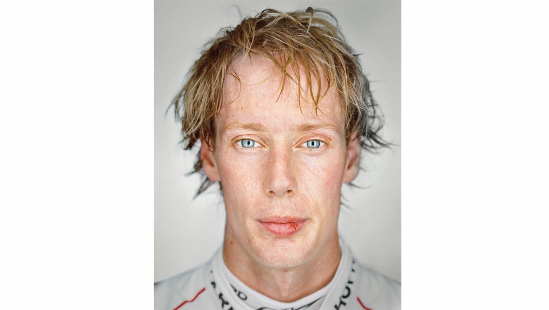 Brendon Hartley, 2016, Porsche AG