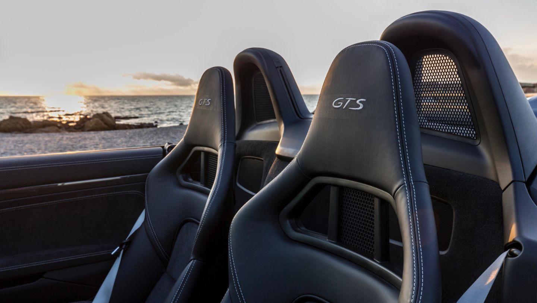 718 Boxster GTS, Malaga, 2017, Porsche AG