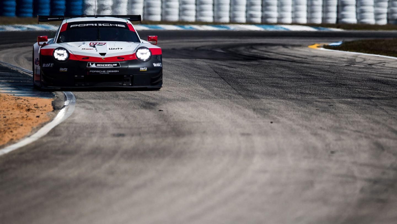 911 RSR, IMSA WeatherTech SportsCar Championship, 2. Lauf, 12 Stunden von Sebring, USA, 2018, Porsche AG