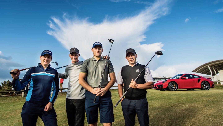 Teilnehmer, 911 Turbo S, Porsche Golf Cup Deutschlandfinale, 2017, Porsche AG