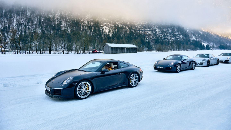 911 Carrera S, Saalfelden, 2016, Porsche AG