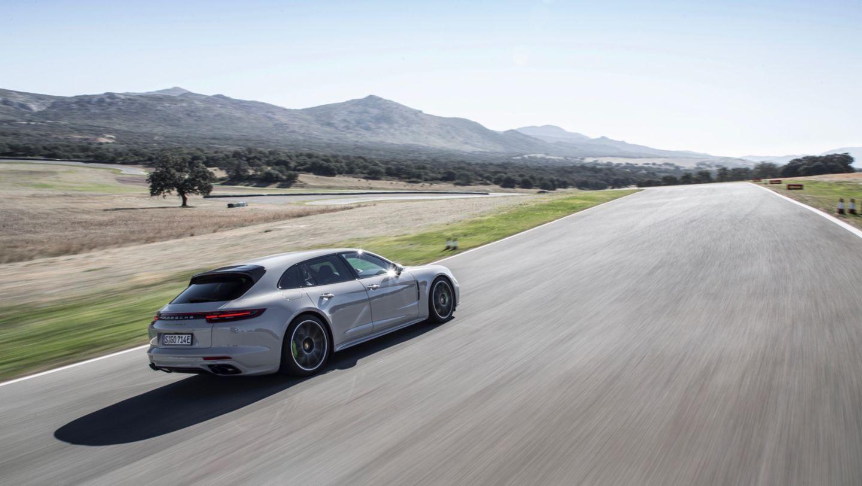 Panamera Turbo S E-Hybrid Sport Turismo, Malaga, 2017, Porsche AG