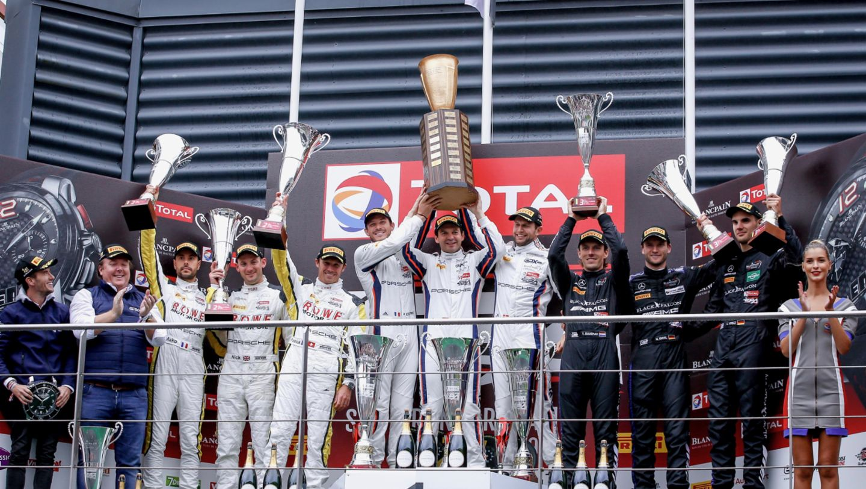 Frederic Makowiecki, Nick Tandy, Patrick Pilet, Kevin Estre, Richard Lietz, Michael Christensen, 911 GT3 R, 24 Hours of Spa, 2019, Porsche AG