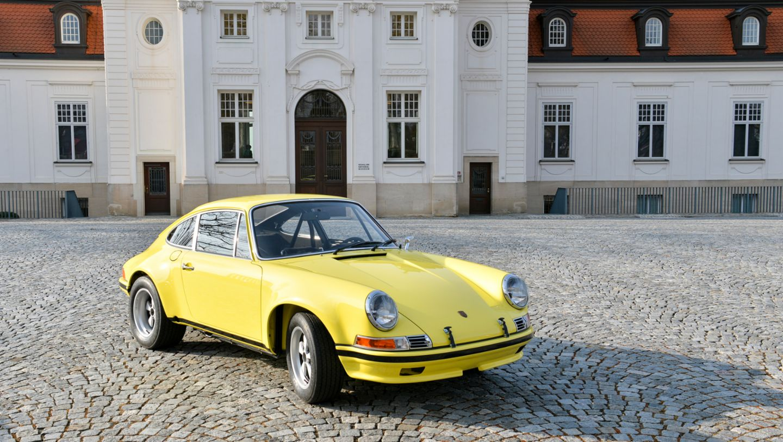 Porsche 911 2.5 S/T, Restaurierung, 2016, Porsche AG