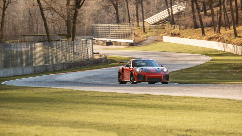 911 GT2 RS, Road America, Elkhart Lake, 2019, Porsche AG