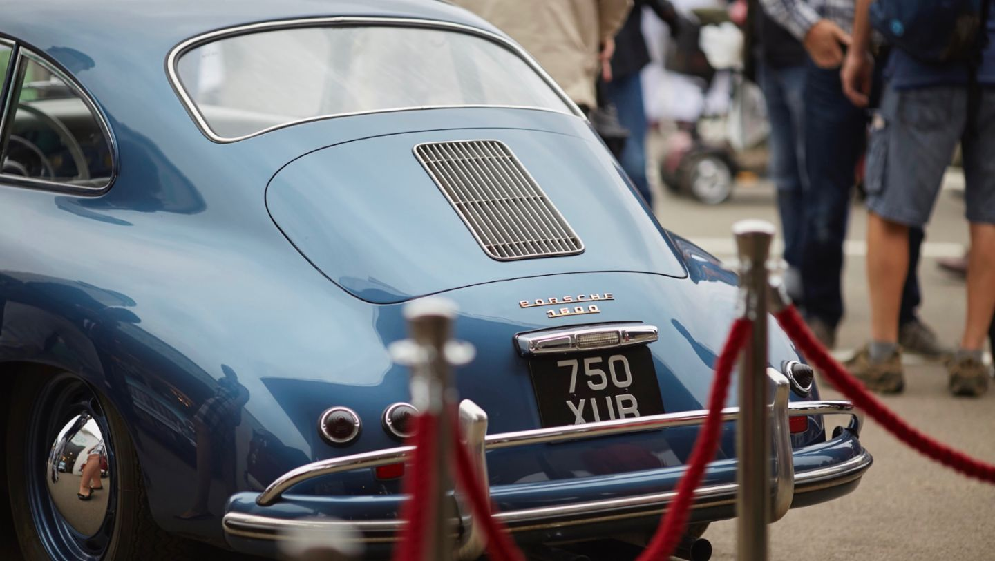 Goodwood Revival, 2016, Porsche AG