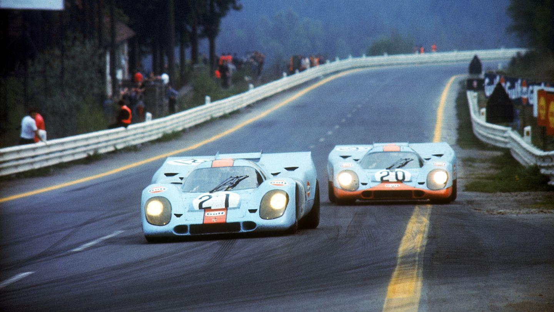 Porsche 917 KH Coupé, Spa-Francorchamps, 1971, Porsche AG