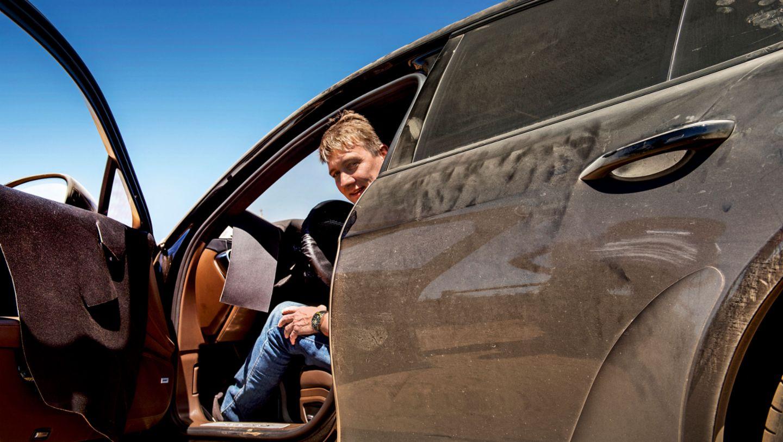 Dr. Gernot Döllner, model series director, Panamera, South Africa, 2016, Porsche AG