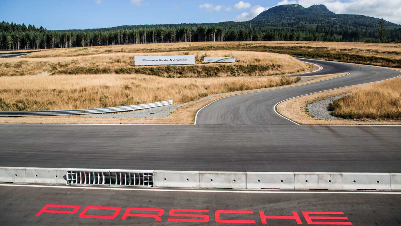 Vancouver Island Motorsport Circuit, Kanada, 2017, Porsche AG