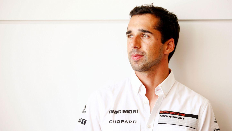 Neel Jani, Porsche works driver, LMP1, 2016, Porsche AG