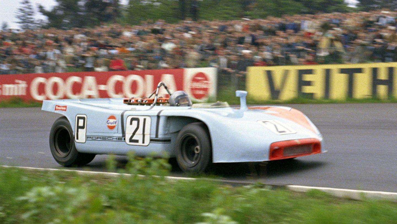 Porsche 908/03 Spyder, 1000-kilometre race Nürburgring, 1970, Porsche AG