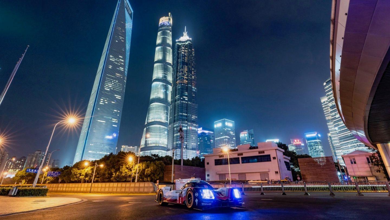 保时捷传奇战车 919 Hybrid 重返上海
