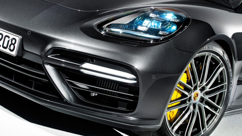 Panamera Turbo, 2016, Porsche AG