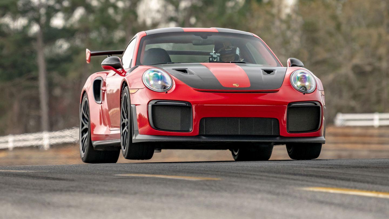 911 GT2 RS, Michelin Raceway Road Atlanta, 2019, Porsche AG
