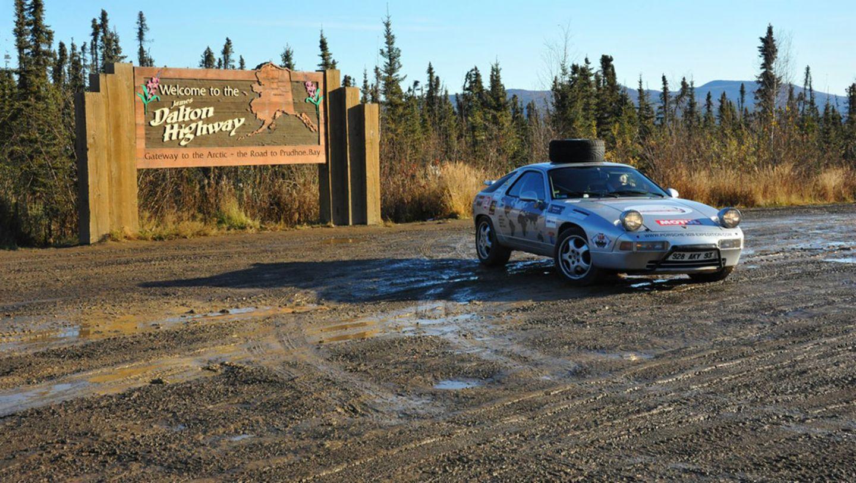 928, Dalton Highway, Alaska, 2017, Porsche AG