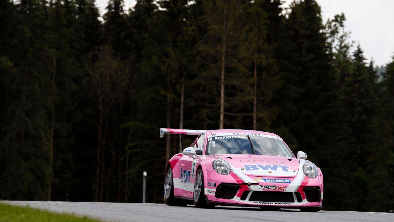 911 GT3 Cup, Porsche Mobil 1 Supercup, Spielberg, Qualifying, 2018, Porsche AG