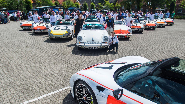 Rijkspolitie, police, Netherlands, 2017, Porsche AG
