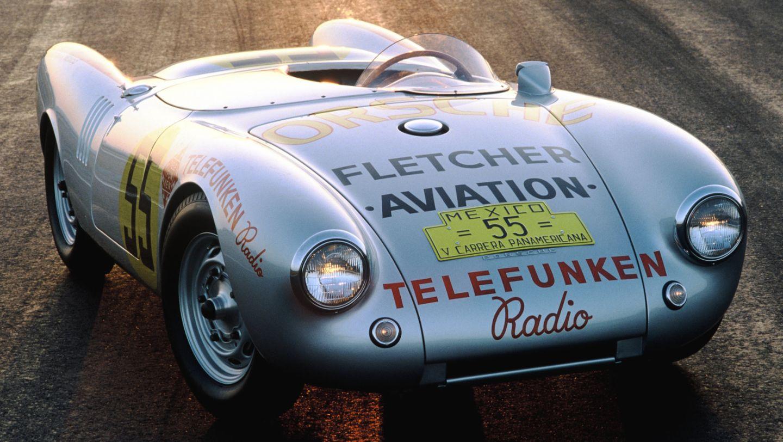 Porsche 550 Spyder, Carrera Panamericana, 1954, Porsche AG