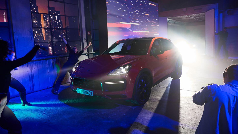World premiere of the new Porsche Cayenne Coupé, Stuttgart, 2019, Porsche AG